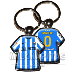 Llavero camiseta Málaga...