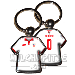 Llavero camiseta Sevilla FC...