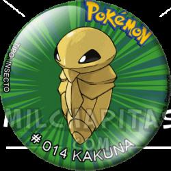 014 Kakuna