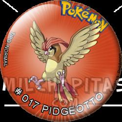 017 Pidgeotto