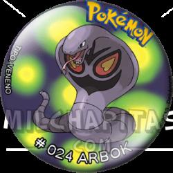 024 Arbok