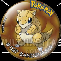 027 Sandshrew