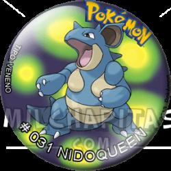 031 Nidoqueen