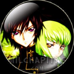 Lelouch y CC CG